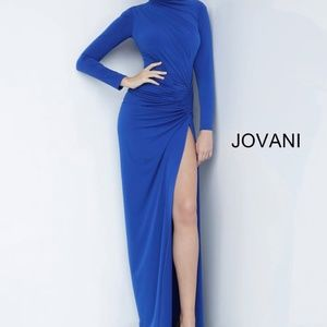 Jovani Red Gown - Size 6